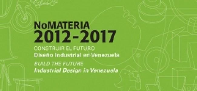 WB Engineering Present Online Exhibition: NoMATERIA 2012-2017 | Build the Future