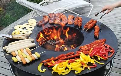 Barbecue GALAXY Teppanyaki