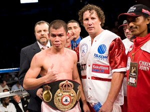Chris John keeps WBA featherweight title with draw