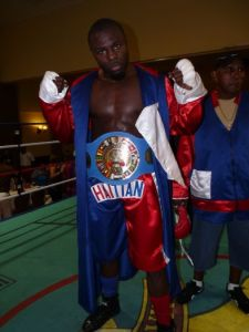 Edouard Will Defend WBA Fedelatin Title in Panama