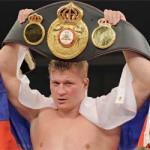 Alexander Povetkin - WBA HEAVYWEIGHT WORLD CHAMPION