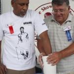 Hilario Zapata WBA Champion - Hall of fame