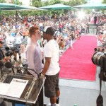 The One Mayweather & Canelo Press Tour  Day #4