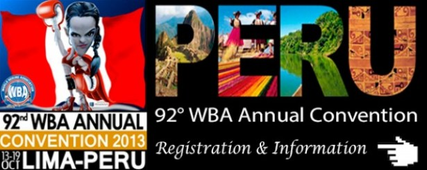 92° WBA Annual Convention