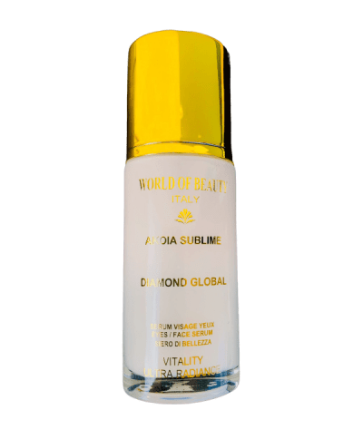 diamond beauty serum