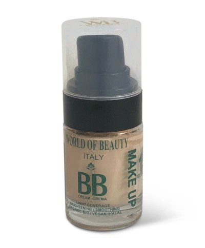 bb cream spf15 light