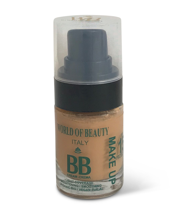 bb cream spf15 tan