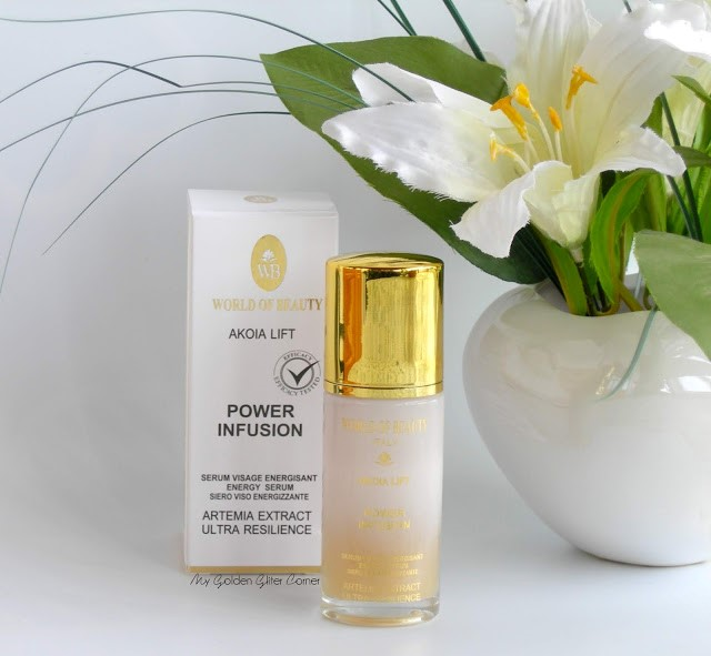 ❇WORLD OF BEAUTY❇ Energizing Face Serum ▹ Power Infusion