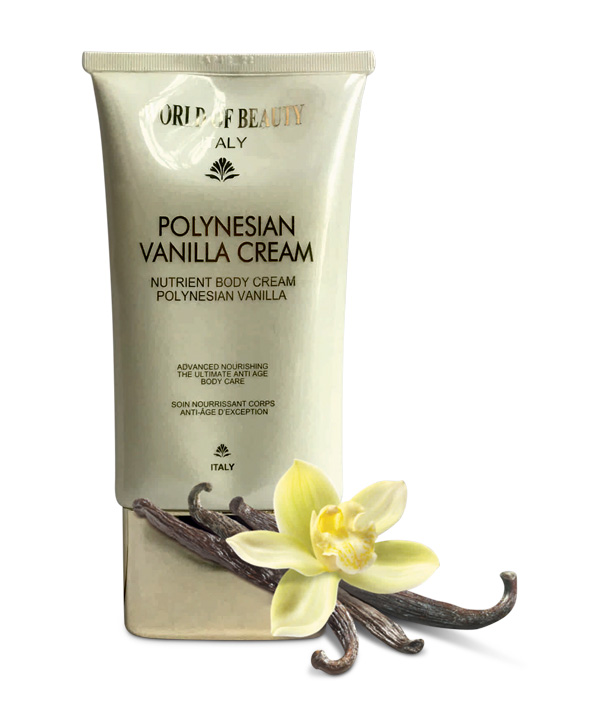 polynesian vanilla cream