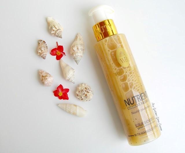 ✶WORLD OF BEAUTY✶ Nutrient Scrub Shower Gel