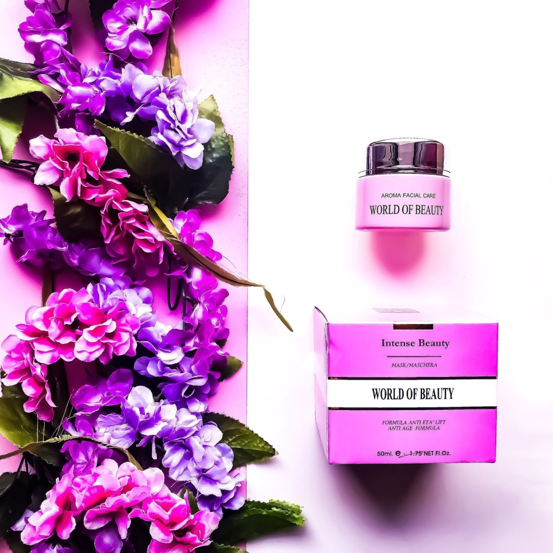 Chiara's Reviews: Rejuvination Intense Beauty Mask by World Of Beauty