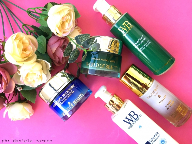 Rebalance and purify the skin with World of Beauty's DNA Derm products