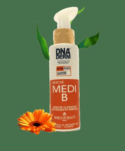 medi b rescue shampoo