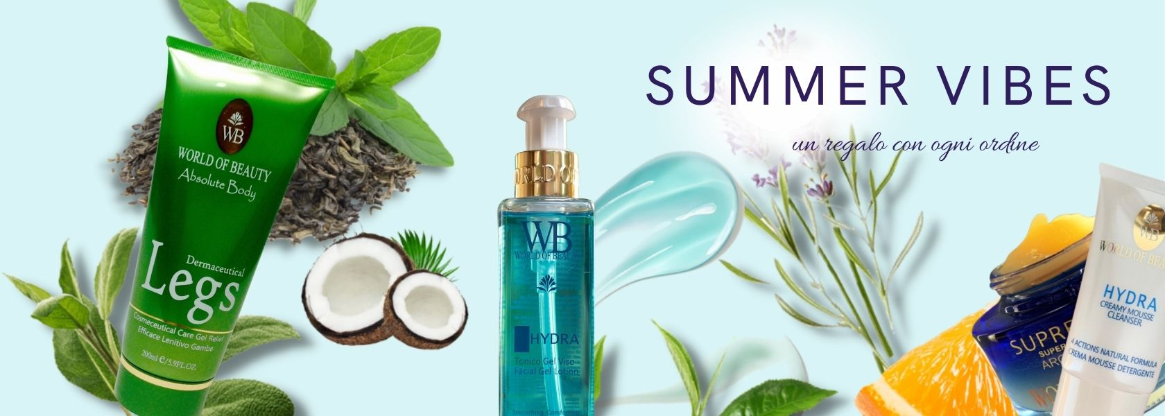 Summer Beauty promotion