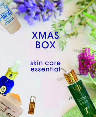 xmas beauty box 2021