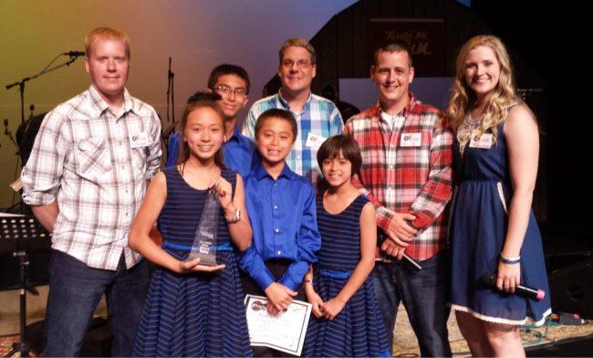 Reigle Family Band Photo