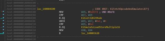 KiEnter32BitMode (ARM64)