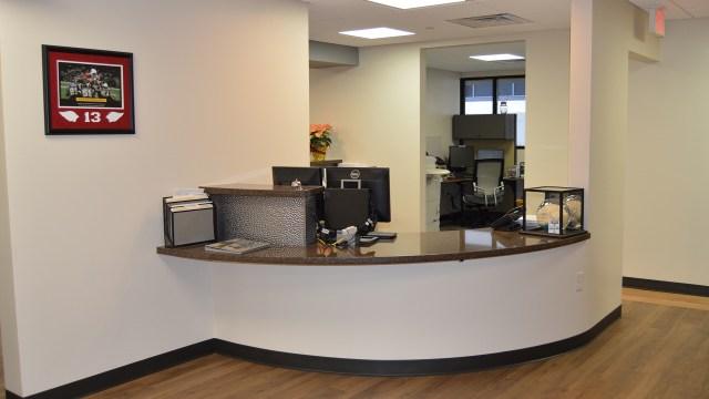 Phoenix General Contractor mercial Remodeling Interior