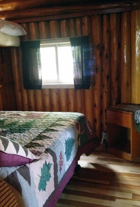 Cabin One: Bedroom 2