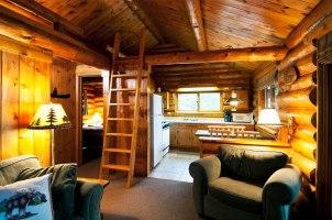 Cabin Three: Interior