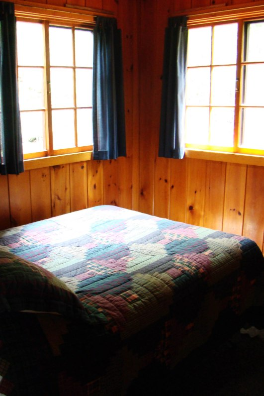 Cabin Nine: Bedroom 1