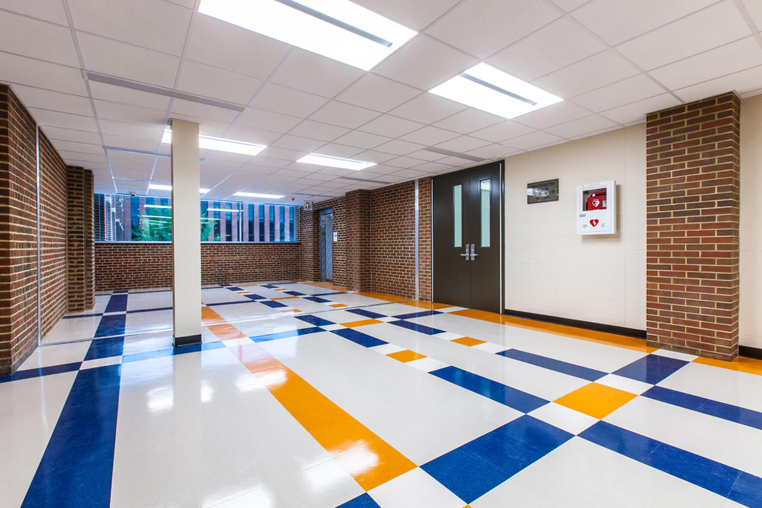 Evanston Township High School Entry Amp Renovation Project