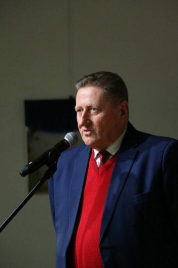 Wystąpienie Tadeusza Sławeckiego – Dyrektora WBP im. H. Łopacińskiego