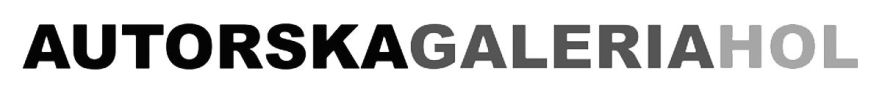 logo Autorskiej Galerii Hol