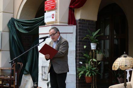 red. Jarosław Zoń – dziennikarz Radia Lublin, recytator