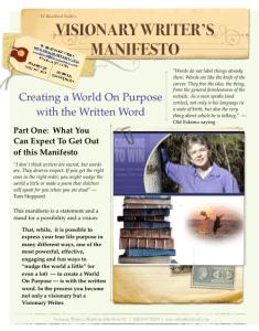 VWManifesto