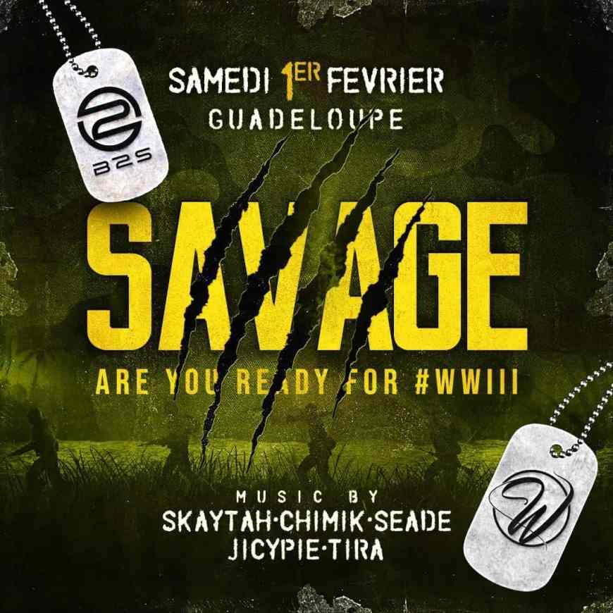 SAVAGE 01/02/2020