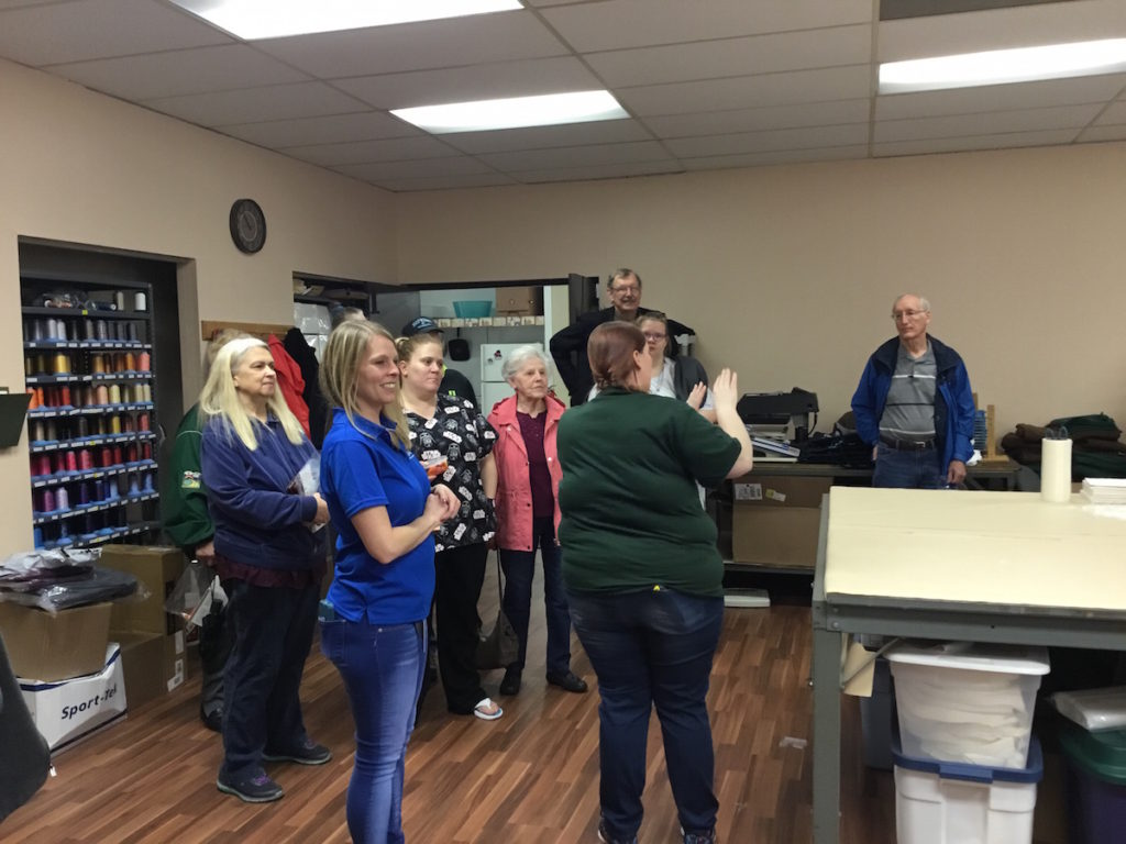"""photos from our Spring Open House in celebration of """"National Day For Choice""""."""
