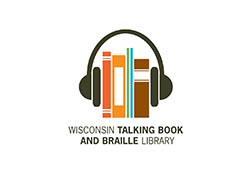 Wisconsin Talking Book and Braille Library logo