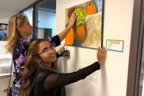 Art Gallery Night at WCBVI