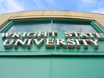 Wright State University - settling for less