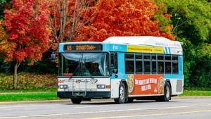 Free transportation plan for LA County students