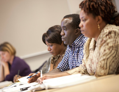 Recruiting for community colleges requires effort
