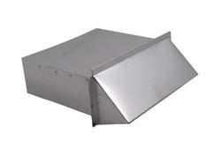 metal wall vent