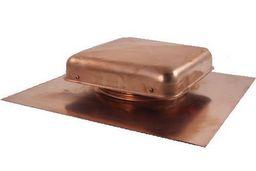 copper roof caps