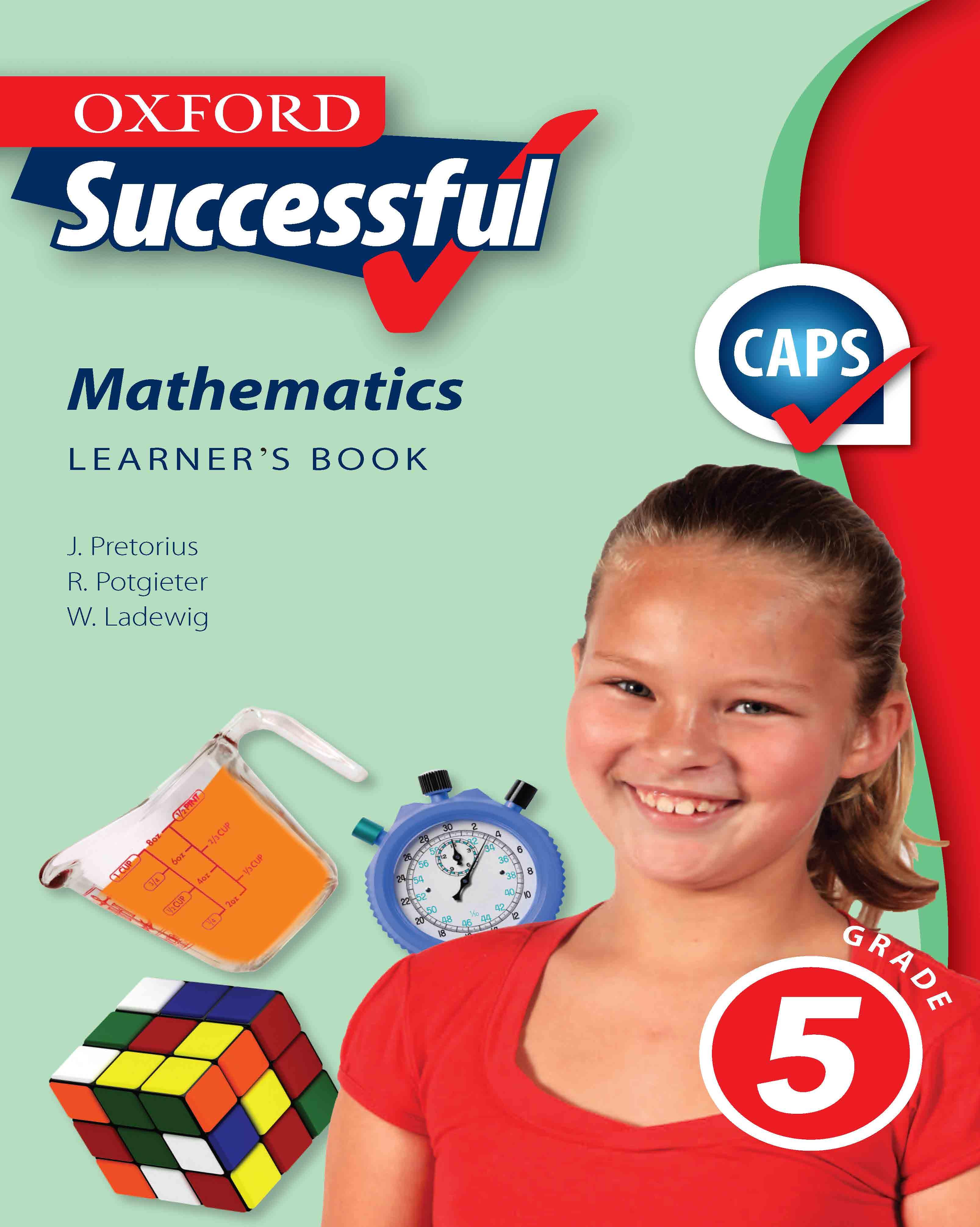 Oxford Successful Mathematics Grade 5 Learner S Book