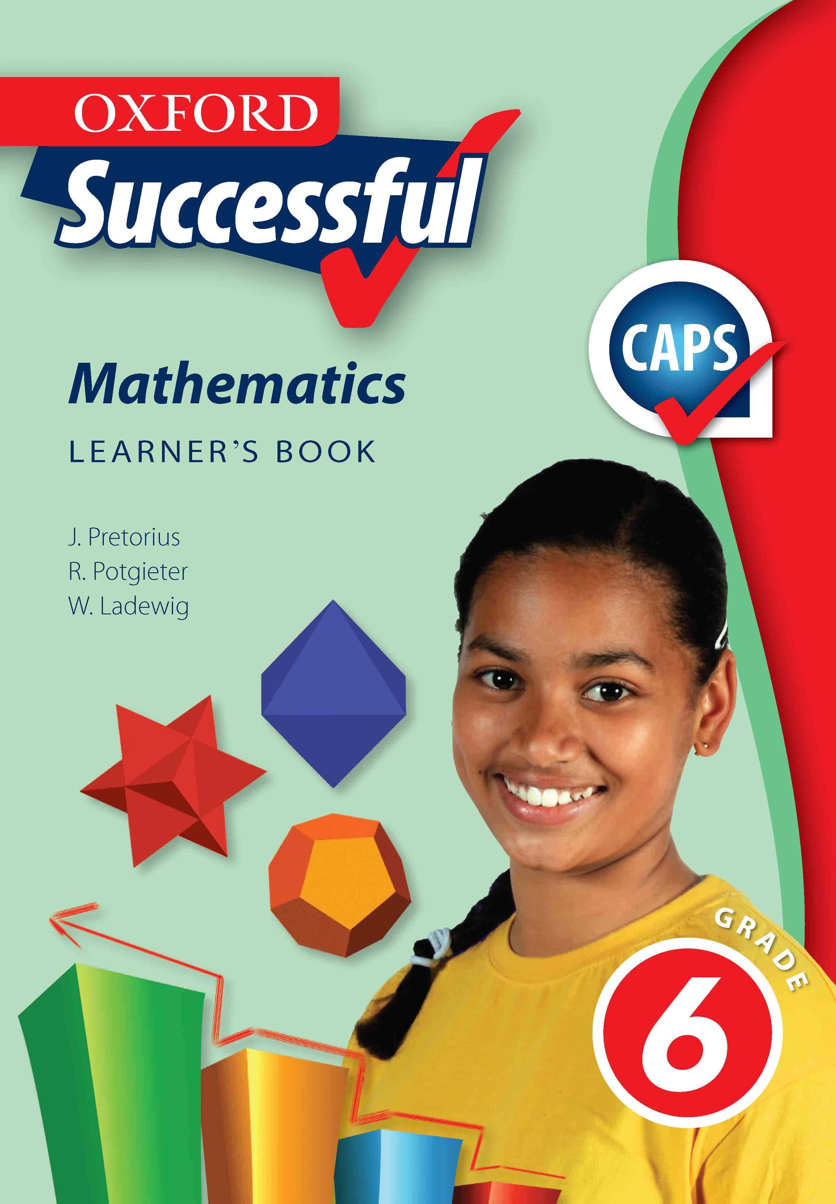 Oxford Successful Mathematics Grade 6 Learner S Book