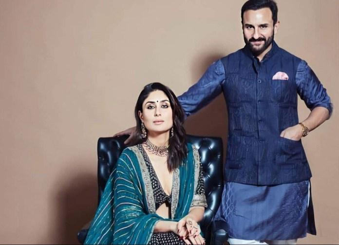 Kareena Kapoor husband - Saif Ali Khan