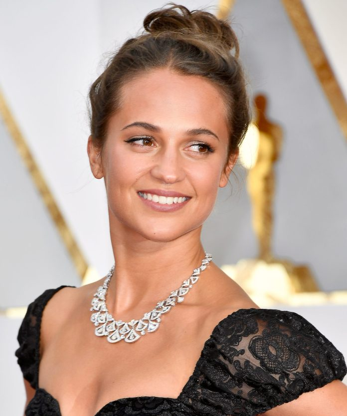 Net Worth Of Alicia Vikander