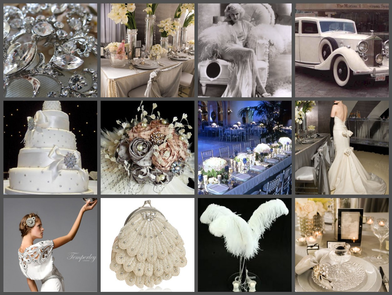 "Inspiration For Your ""Glamorous Wedding"""