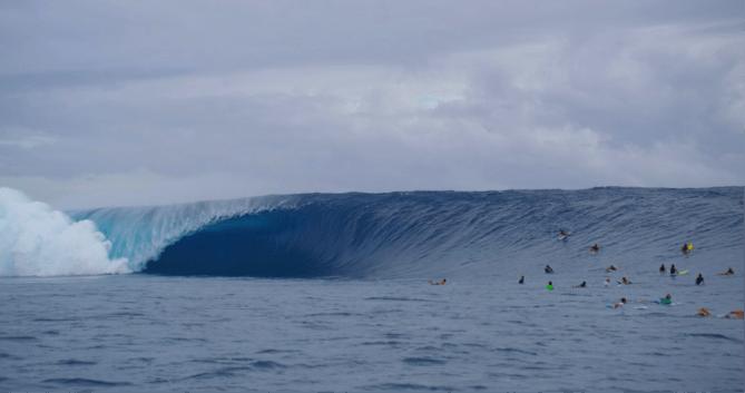 picos do mundial do surf -