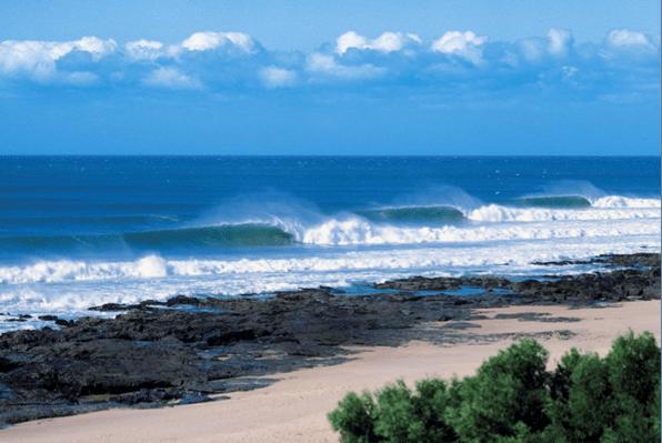 picos do mundial do surf - jbay