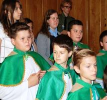 Święto polskich harcerek w Mielcu. Była modlitwa i wspomnienia [FOTO]