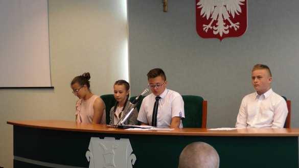 Dziecięca sesja Rady Miejskiej [FOTO, VIDEO]