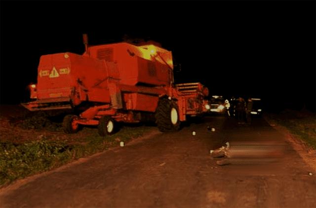 Śmiertelny wypadek w Trzcianie