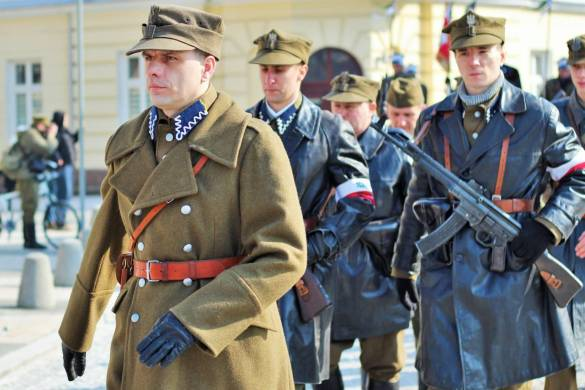Mieleckie obchody Narodowego Dnia Pamięci Żołnierzy Wyklętych [FOTO, VIDEO]